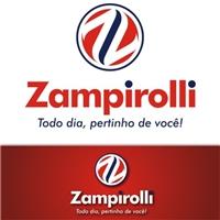 Supermercado Zampirolli, Logo, Computador & Internet