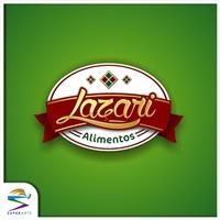 LAZARI ALIMENTOS, Tag, Adesivo e Etiqueta, Alimentos & Bebidas