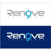 Logo para Empresa Ren9ve Softwares, Logo, Computador & Internet