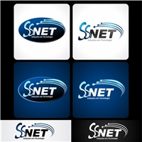 SSNet - Soluçoes em Tecnologia, Logo, Computador & Internet