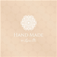 Hand Made by Luisa Ota, Logo e Cartao de Visita, Roupas, Jóias & Assessorios