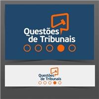 Questoes de Tribunais, Logo e Cartao de Visita, Educação & Cursos