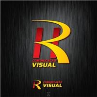 HR COMUNICAÇAO VISUAL, Logo, Computador & Internet
