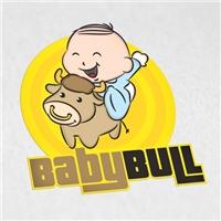 babybull, Logo e Cartao de Visita, Metal & Energia