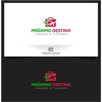 PROXIMO DESTINO, Tag, Adesivo e Etiqueta, Viagens & Lazer