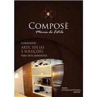 Folder Composè, Kit Mega Festa, Decoração & Mobília