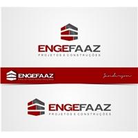 ENGEFAAZ, Logo, Construção & Engenharia