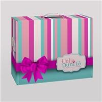 Embalagem presente e porta esmaltes, Cartaz/Pôster, Beleza