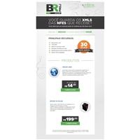 Email Marketing BRGDe, Cardápio, Computador & Internet