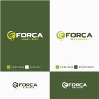 Força Maquinas, Logo, Computador & Internet