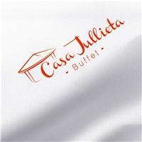 Casa Jullieta Buffet, Logo, Planejamento de Eventos e Festas