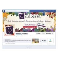 www.Quilteria.com.br, Manual da Marca, Computador & Internet