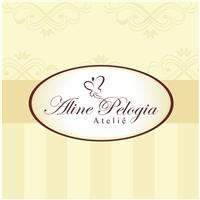 Ateliê Aline Pelogia, Logo, Decoração & Mobília