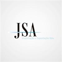 JSA importaçao e Exportaçao Ltda, Logo e Cartao de Visita, Construção & Engenharia