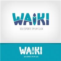 WAIKI, Logo, Computador & Internet