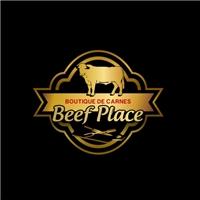 Beef Place Boutique de Carnes, Tag, Adesivo e Etiqueta, Alimentos & Bebidas