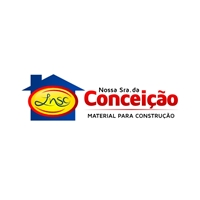 LOJA NOSSA SENHORA DA CONCEIÇAO MATERIAL PARA CONSTRUÇAO, Logo e Cartao de Visita, Construção & Engenharia