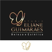 EG. Eliane Guimaraes., Logo, Beleza