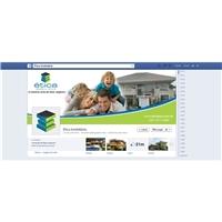 Ética Imobiliária - A maneira certa de fazer negócios, Redesign de site, Imóveis