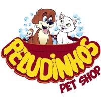 Peludinhos Pet Shop, Logo e Cartao de Visita, Animais