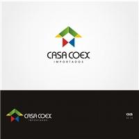 Casa Coex, Logo, Computador & Internet
