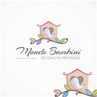 Mondo Bambini Decoraçao Provençal, Logo, Decoração & Mobília