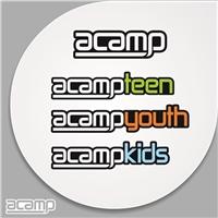 Acamp, Logo, Planejamento de Eventos e Festas