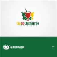 Cia Do Chimarrao, Logo e Cartao de Visita, Alimentos & Bebidas
