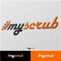 #MyScrub, Logo, Roupas, Jóias & Assessorios