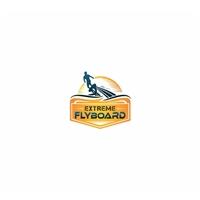 EXTREME FLYBOARD, Logo, Viagens & Lazer
