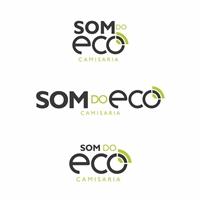 SOM DO ECO, Logo, Roupas, Jóias & Assessorios