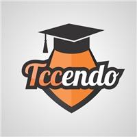 TCCENDO, Logo, Educação & Cursos
