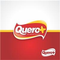 QUERO + ALIMENTAÇAO, Logo e Cartao de Visita, Alimentos & Bebidas