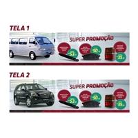 Promoçao Peças Automotiva Kia Motors, Peça Gráfica (unidade), Automotivo