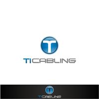 TI CABLING, Logo, Computador & Internet