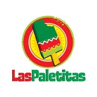 Las Paletitas, Logo e Cartao de Visita, Alimentos & Bebidas
