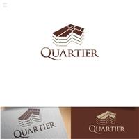 Quartier, Logo, Construção & Engenharia