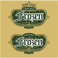Empório Frozen, Logo, Alimentos & Bebidas