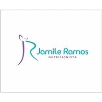 Jamile Ramos - Nutricionista, Logo, Consultoria de Negócios