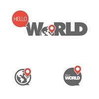 HelloWorld, Logo, Viagens & Lazer