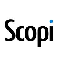 Scopi, Logo, Computador & Internet
