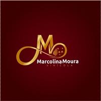 Vinícola Marcolina Moura, Logo e Cartao de Visita, Alimentos & Bebidas