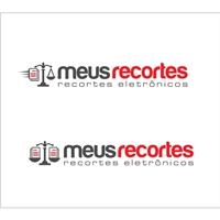 Meus Recortes, Logo e Cartao de Visita, Advocacia e Direito