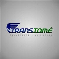 Transtomé, Logo, Logística, Entrega & Armazenamento
