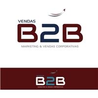Vendas B2B, Logo e Cartao de Visita, Computador & Internet