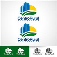 Centro Rural, Logo e Cartao de Visita, Metal & Energia