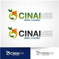 CINAI, Logo e Cartao de Visita, Saúde & Nutrição