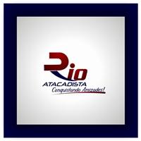 """RIO ATACADISTA """"CONQUISTANDO AMIZADES"""", Logo e Cartao de Visita, Roupas, Jóias & Assessorios"""