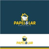 Papelaria Papel e Lar, Logo, Viagens & Lazer