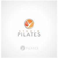Stúdio Pilates, Logo, Saúde & Nutrição